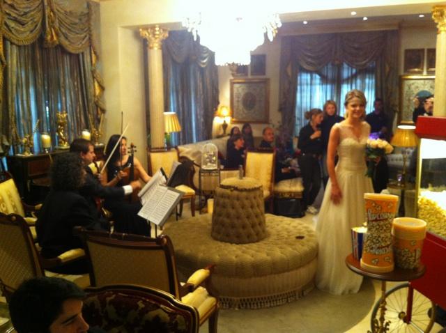 evento boda novios
