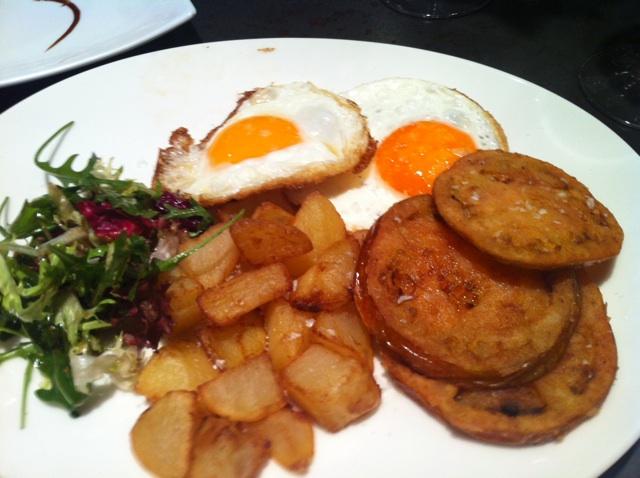 huevos brunch