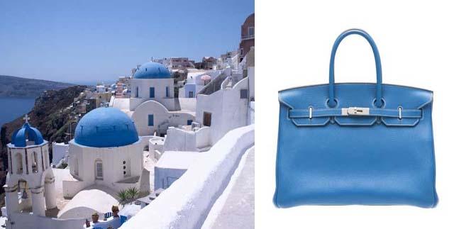 mykonos blue colores moda