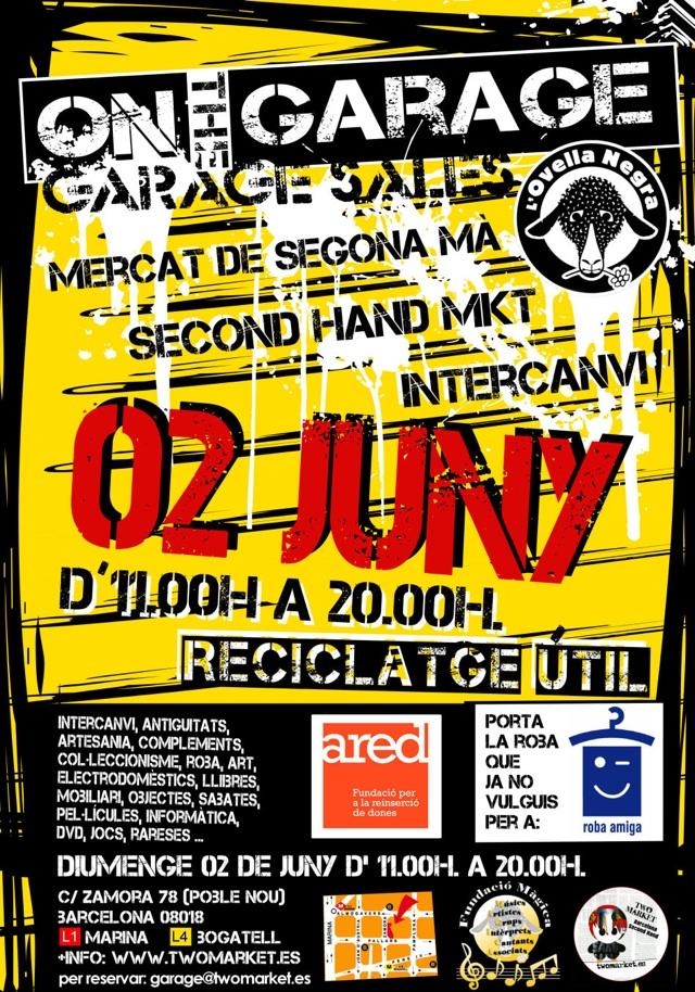 onethe garage junio