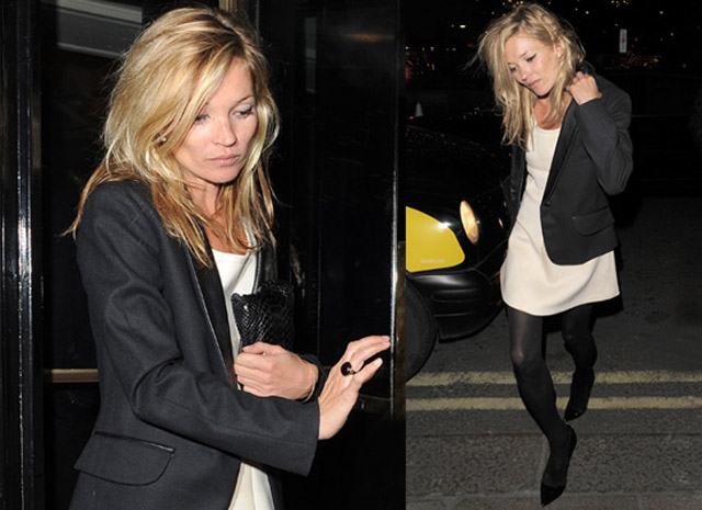 blazer Yves Saint Laurent Kate Moss