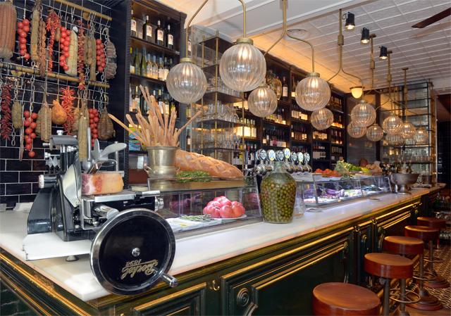 barra italiana toto restaurante