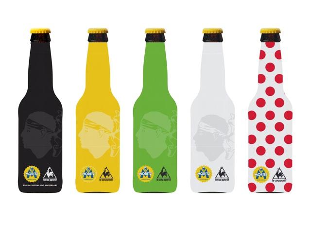 cerveza Moritz Le coq sportif