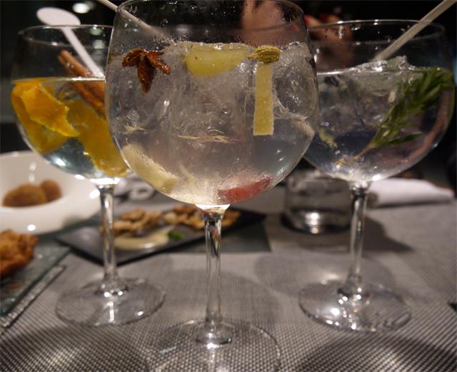 gin tonic hotel marina