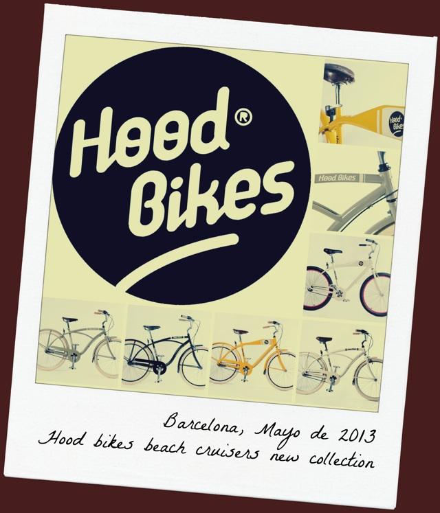 hood bike bicicleta cruiser polaroid