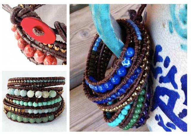 Pulseras y brazaletes de moda para todos los estilos