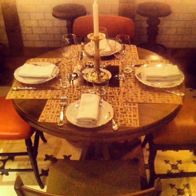 restaurante toto mesa