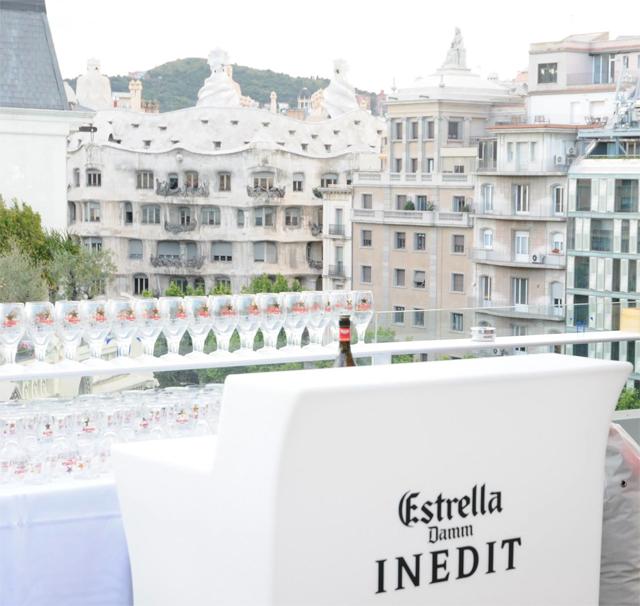 terraza alraire condes barcelona estrella
