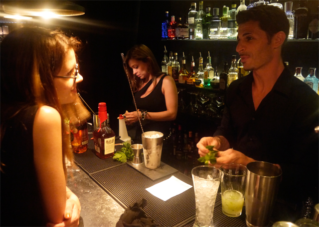 coctel bar la martinera dafne marco