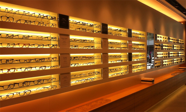 kaleos optica exposicion gafas