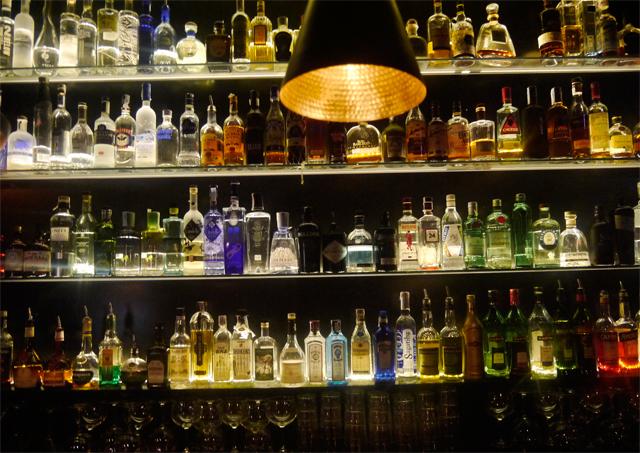 la martinera barra bar copas