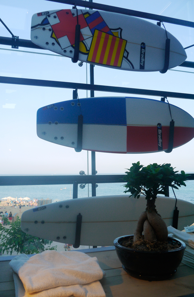 tabla barcelona surf