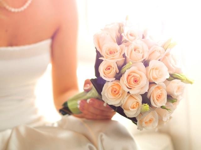 bouquet flores novia
