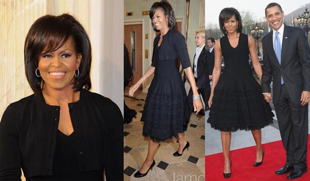 Michelle Obama Badem Badem