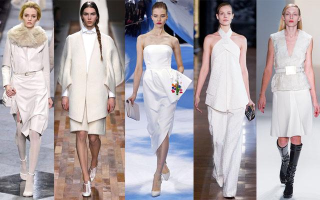 Loewe, Valentino, Dior stella mccartney calvin klein