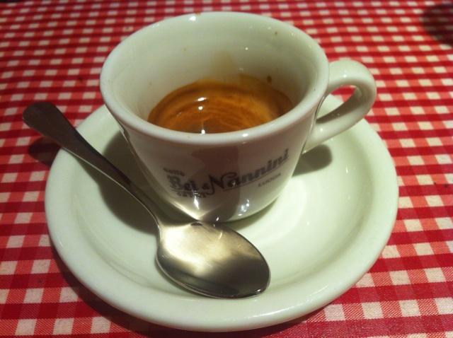 restaurante cafe italiano