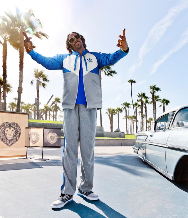 snoop lion zapatillas adidas