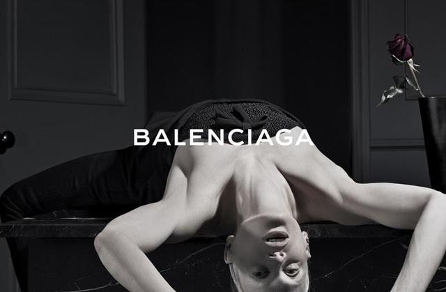 Balenciaga campaña publicitaria o/i 2013-14