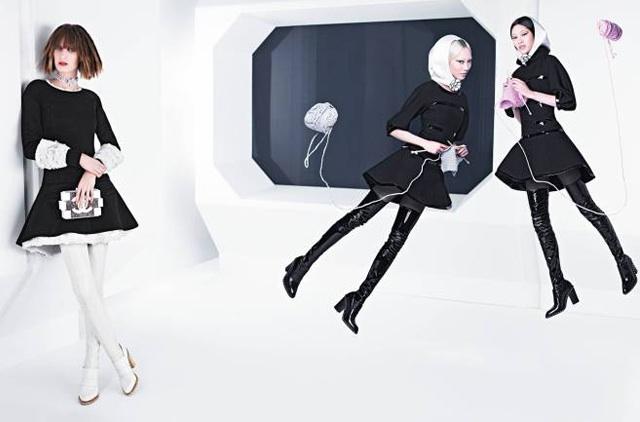Chanel campaña publicitaria o/i 2013-14