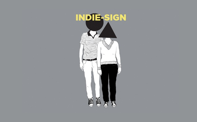 Indie-Sign centor arte mutuo