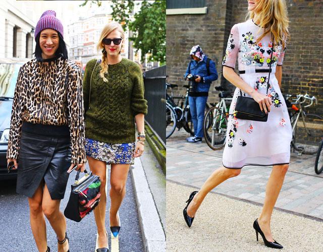 moda calle londrs desfiles
