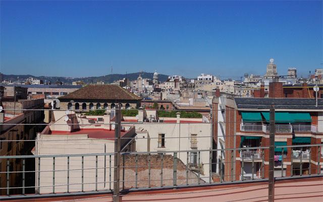 techos barcelona