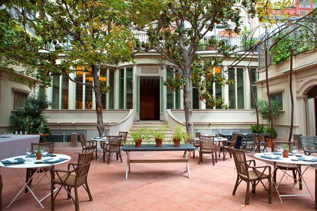 ElPrincipal restaurante aire libre
