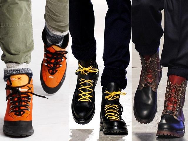 zapatos BOTAS DE MONTE