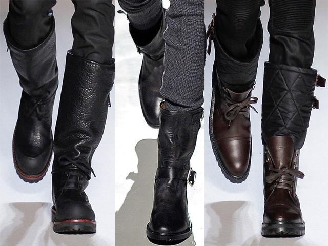 zapatos BOTAS DE MOTO