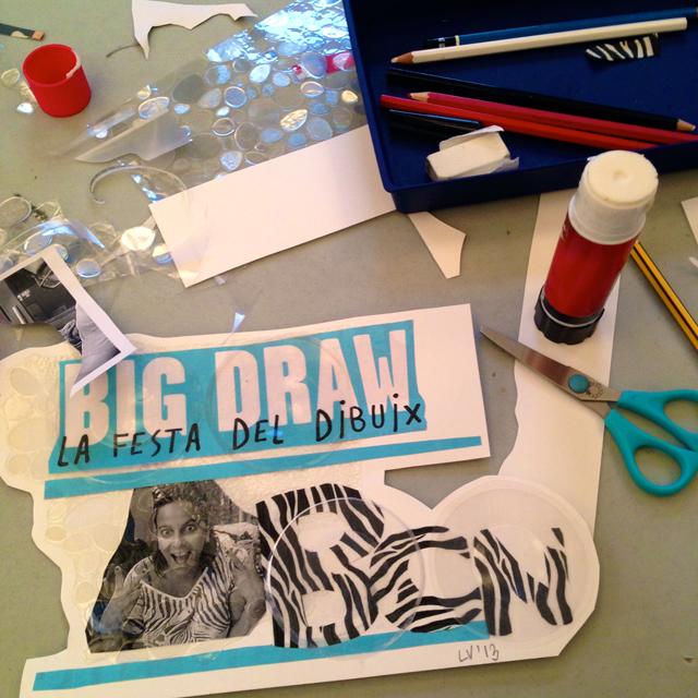 big draw fiesta dibujo