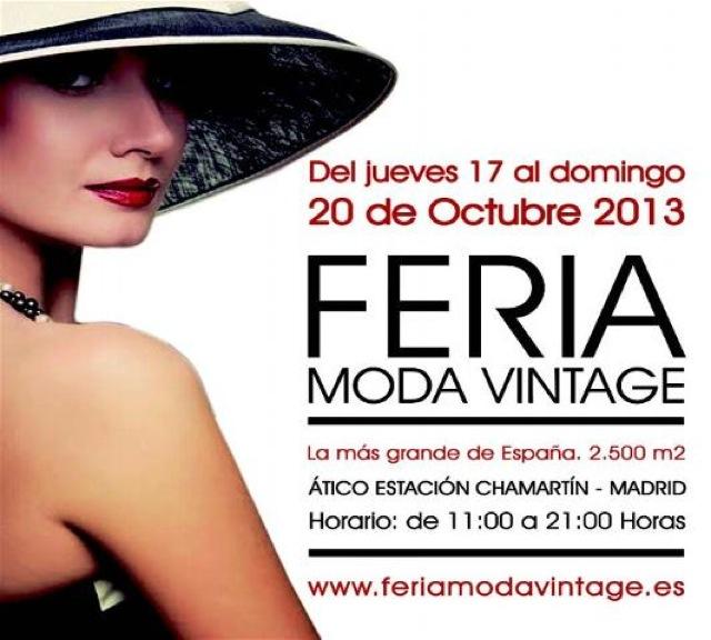 feria moda vintage 2013