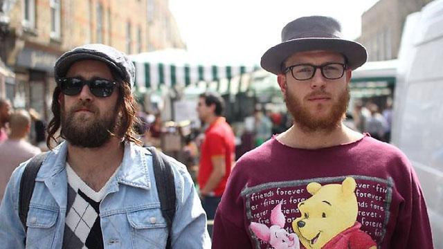 moda hipster gafas