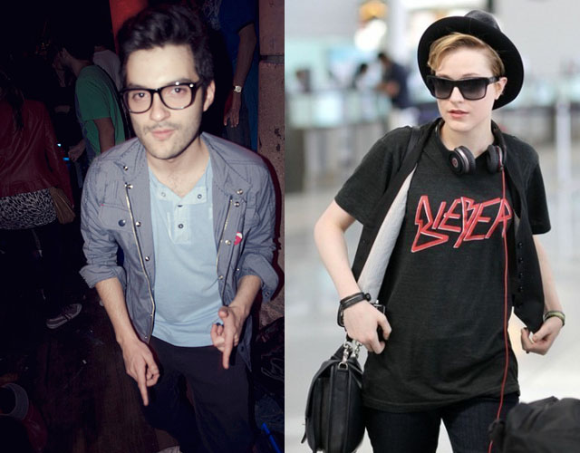 moda hipster look