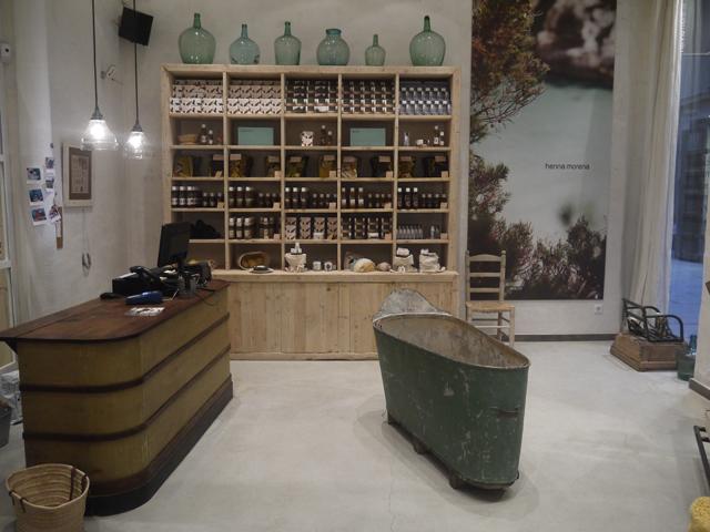 tiendas productos organicos henna morena
