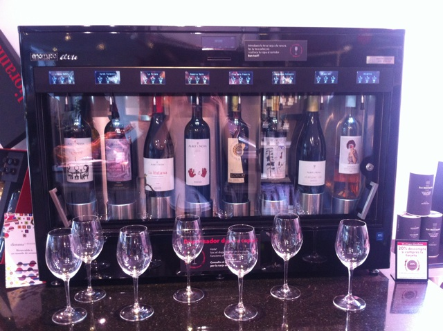vinos copas maridaje