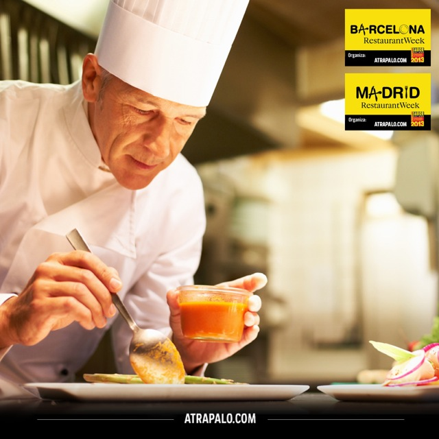 Chef restaurante barcelona