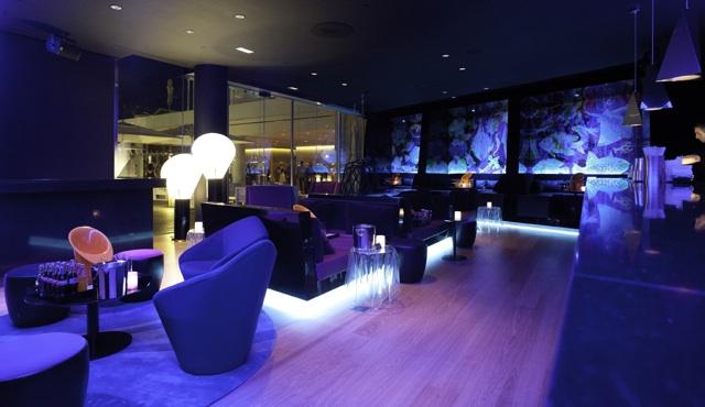 Sunday sessions en el renovado lounge bar del hotel w for W barcelona bar