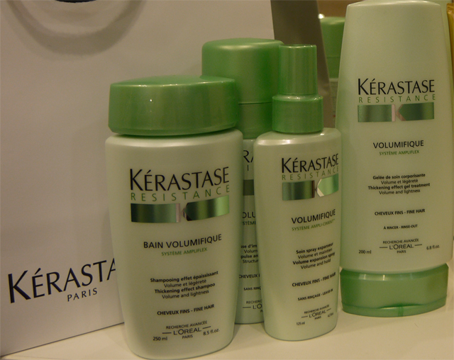 kerastase volumifique