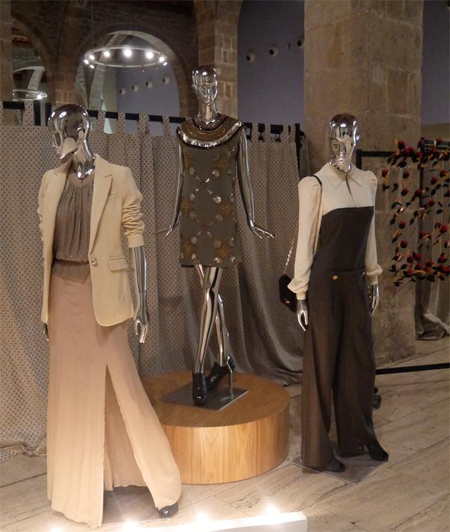 vestidos prendas hoss intropia