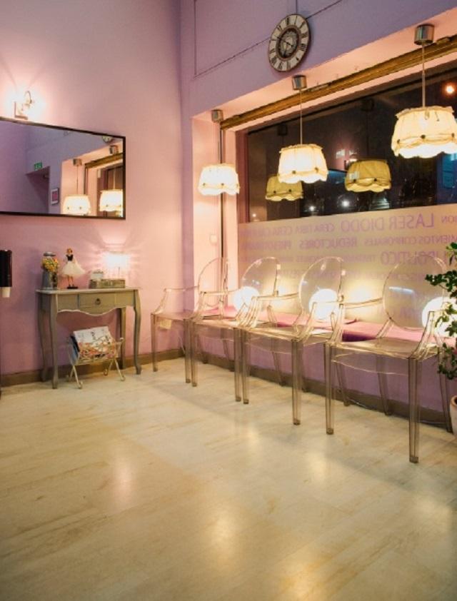 Recepción boris y saky salon belleza