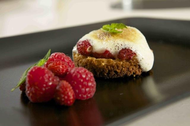 alta cocina a domicilio chef personal plato