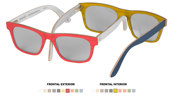 wandy barcelona gafas personalizadas