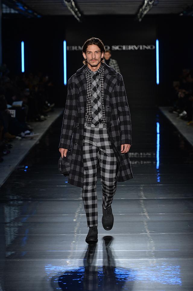 Ermanno Scervino moda hombre o/i 2014-15