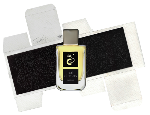 scent of canvas perfume nocho noir