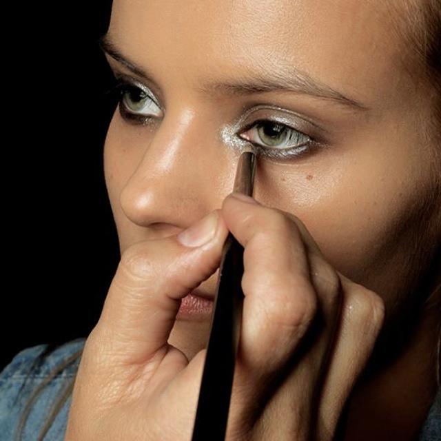 tendencias en maquillaje o/i 2014 2015 NYFW