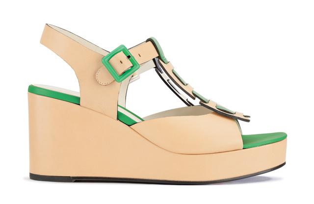 orla-kiely para clarks zapatos primavera 2014