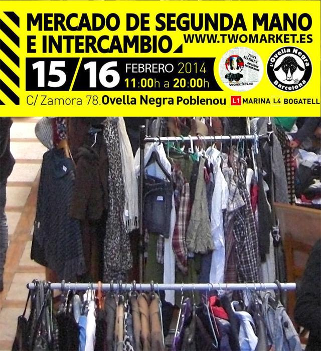 garage-barcelona mercadillo moda segunda mano