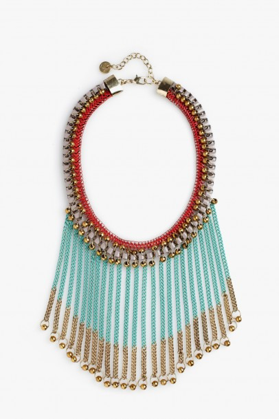Maxi collar Adolfo Dominguez