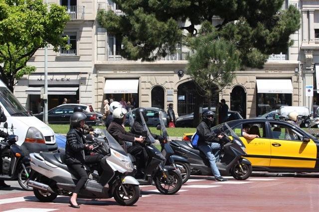 barcelona-scooter-seguro moto