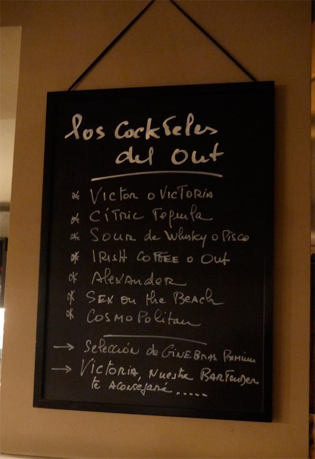 cocktails-out restaurante